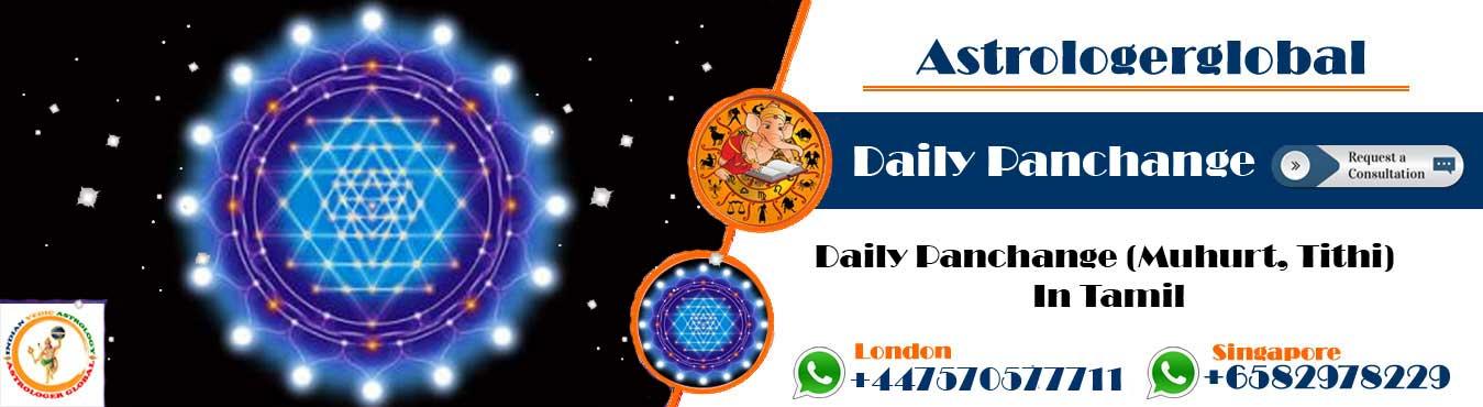 Tamil Astrologer Global